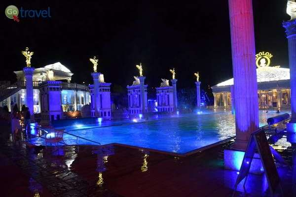 מלון ספא אפרודיטה  (צילם: כרמית וייס)
