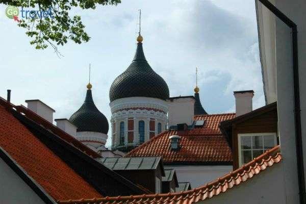 קתדרלת אלכסנדר נייבסקי, טאלין  (צילום: רמי דברת)