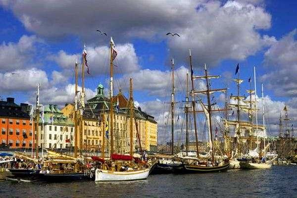 סטוקהולם בירת שבדיה  (צילום: Yanan Li)