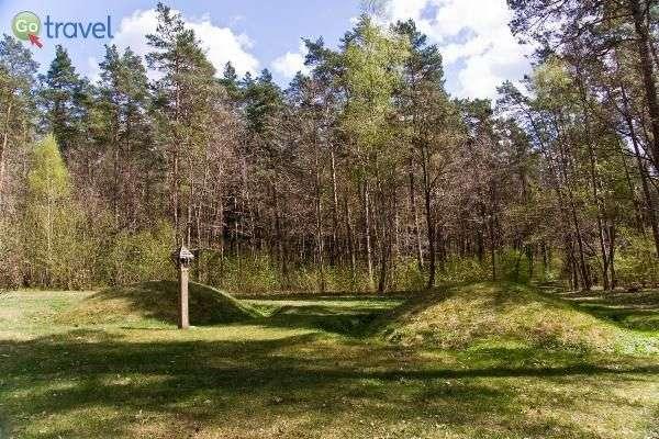 נופים בתחילת טרק קרמזינאי (צילום: Marijus Medišauskas)