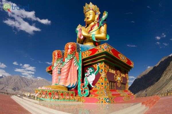 אתרי דת ותרבות בצפון הודו - נגישים לכולם (צילום: גולן לובנוב)
