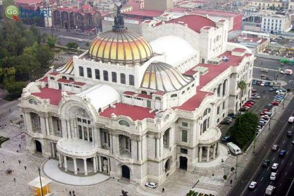 ארמון האמנויות היפות (צילום: Gabriel Parra)