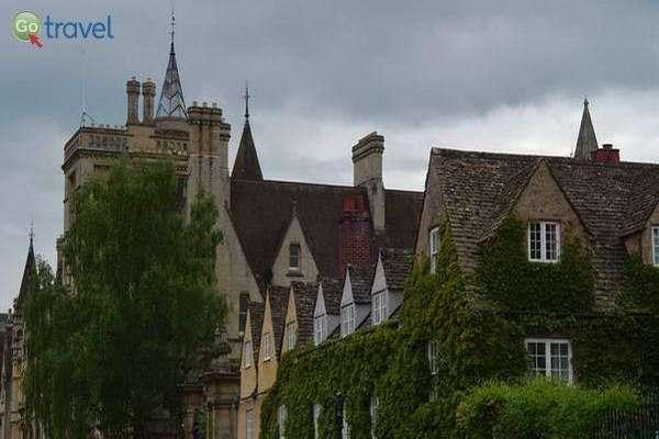 אוקספורד, Broad Street  (צילום: Rob Oo)