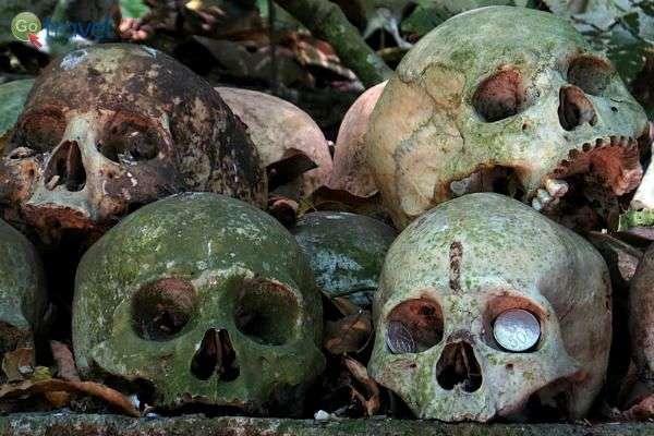 פולחן המוות באינדונזיה (צילום: אמיר גור)