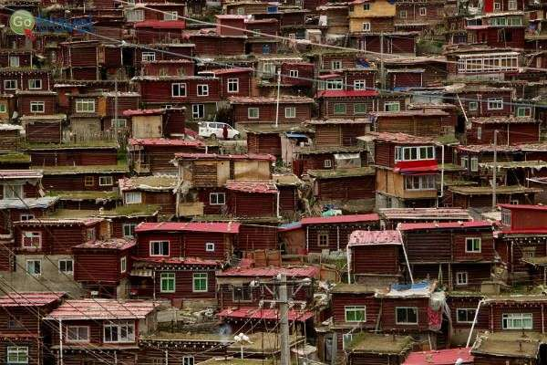 עיר הנזירים סדה (צילום: יובל לוי)