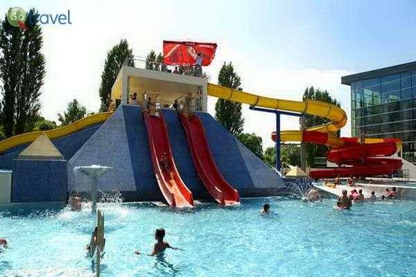 פארק המים אקווה פארק  (צילום: Aquapark Poprad)