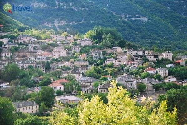 כפר בחבל זגוריה  (צילום: כרמית וייס)