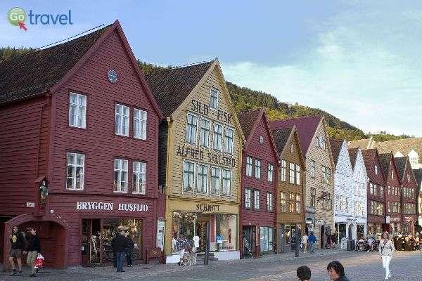 הרובע העתיק בריגן (צילום: נורית פרח)