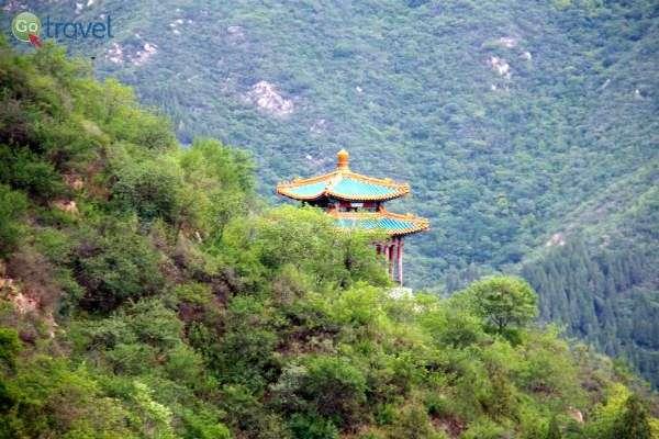 בסוף המסע - מגיעים לבייג'ינג (צילום: טלי גפן)
