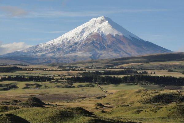 הר הגעש קוטופאקסי, אקוודור (צילום: Dave Lonsdale)