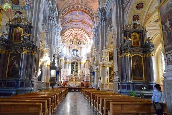 הקתדרלה של קובנה   (צילום: כרמית וייס)