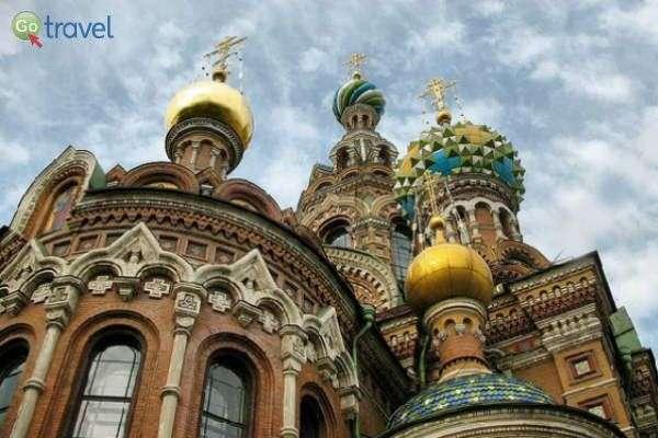 כנסיית המושיע המרהיבה (צילום: Alexxx Malev)