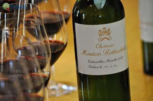 יינות בורדו (צילום: ChrisCruises)