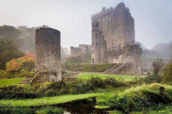 מצודת בלארני הסמוכה לעיר קורק (צילום: Donncha O Caoimh)