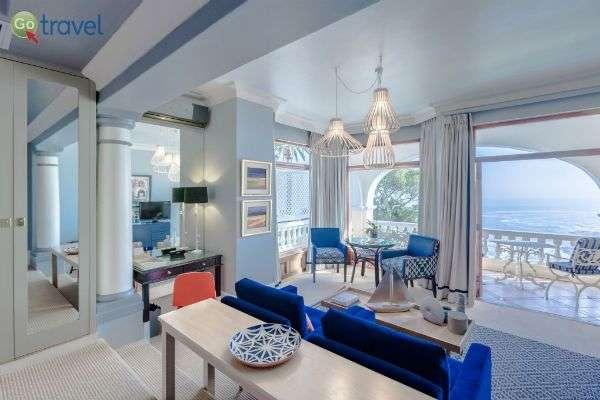 סגנון ייחודי ומעניין, מודרני ומאובזר, באלרמן האוס (צילום באדיבות: Ellerman House Hotel)