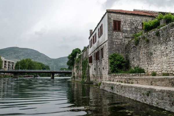 העיירה טרבינייה ברפובליקה סרפסקה (צילום: Kennypce)