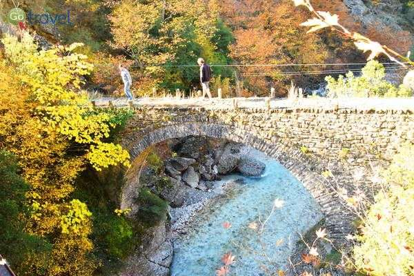 עוד גשר אבן עתיק במחוז צומרקה  (צילום: כרמית וייס)