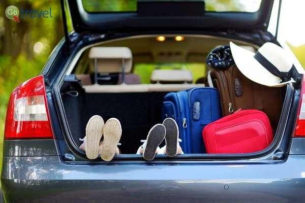 קחו בחשבון שתא המטען צריך להכיל את כל המזוודות  (צילום: shutterstock)