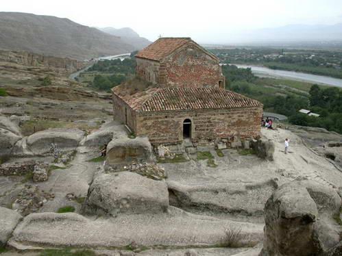 הכפר הקדום אופליסטציחה, גאורגיה