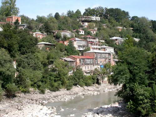 העיר קותאיסי, גאורגיה
