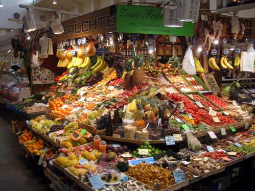 שווקים מקומיים