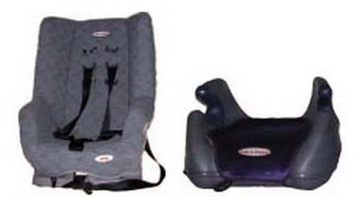 כסאות בטיחות לקרוואן