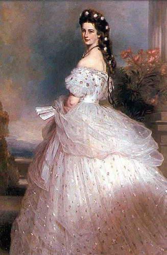 הקיסרית אליזבט מבואריה