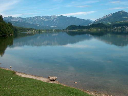 אגם וולפגאנגזי, אוסטריה