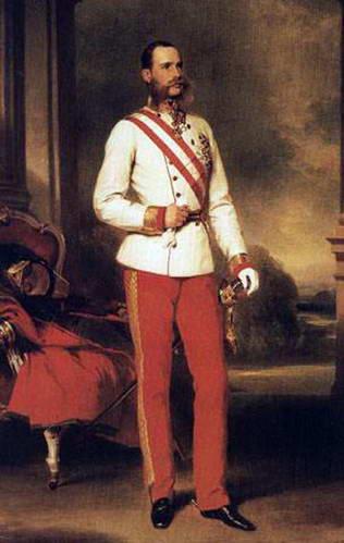 הקיסר פרנץ יוזף, אוסטריה