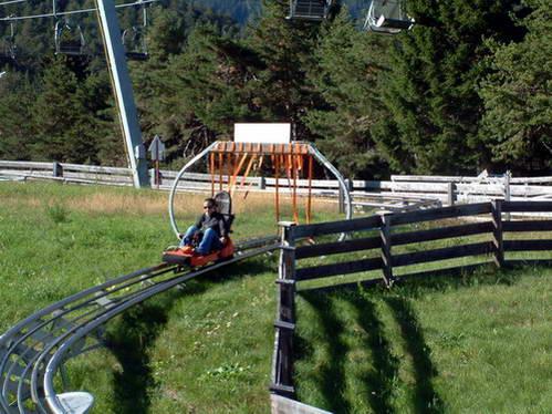 מגלשות הרים, טירול, אוסטריה