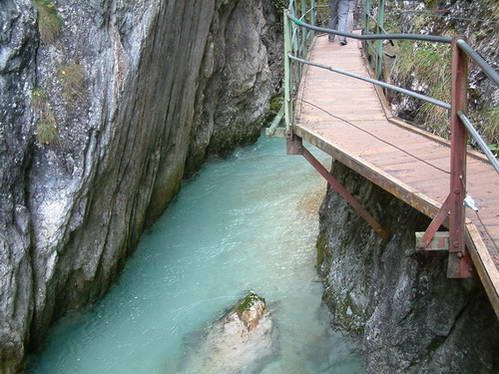 קניון Spielpark Leutasch, טירול, אוסטריה