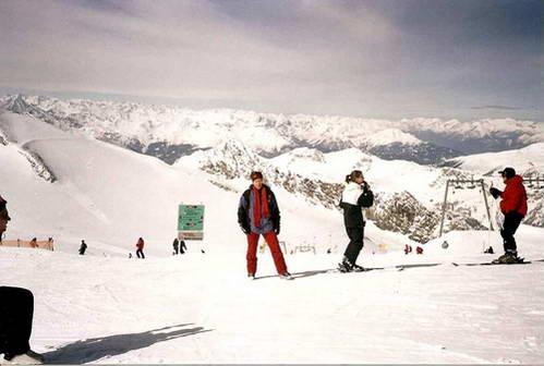 קרחון הינטרתוקס, אוסטריה GOTRAVEL