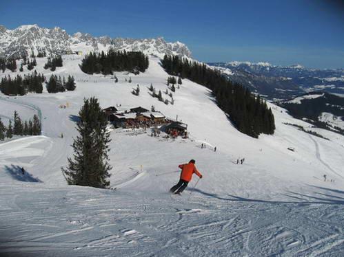 אתר הסקי סקיוולט, אוסטריה