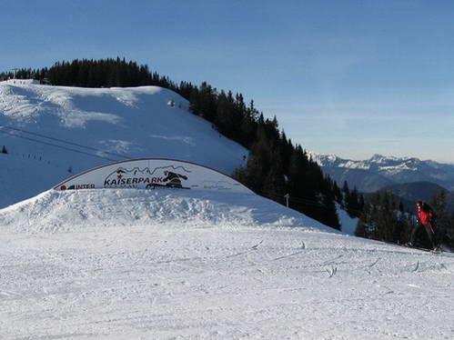 פארק שלג בסקיוולט, אוסטריה