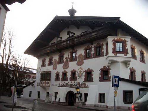 העיירה סול, עמק ויילדר קייזר, אוסטריה