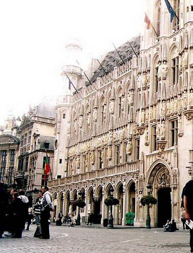 הכיכר הגדולה, בריסל, בלגיה