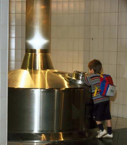 מוזיאון הבירה בבריסל, בלגיה