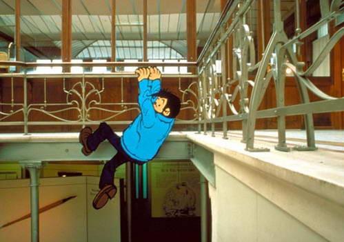 מוזיאון הקומיקס הבלגי, בריסל