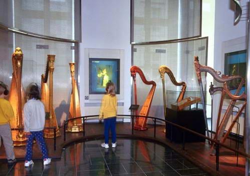 מוזיאון כלי הנגינה בבריסל, בלגיה