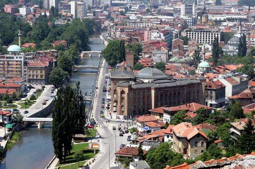 כנסיות בסרייבו, בוסניה והרצגובינה