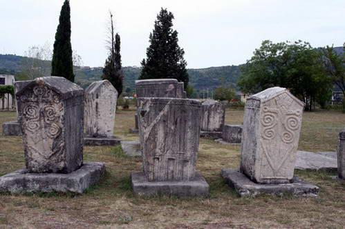 קברים עתיקים ברדימליה, בוסניה והרצגובינה