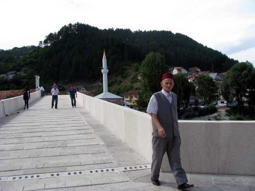הגשר המחודש בקונייץ, בוסניה והרצגובינה
