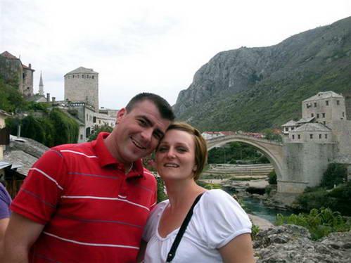 הגשר העתיק של מוסטר, בוסניה והרצגובינה