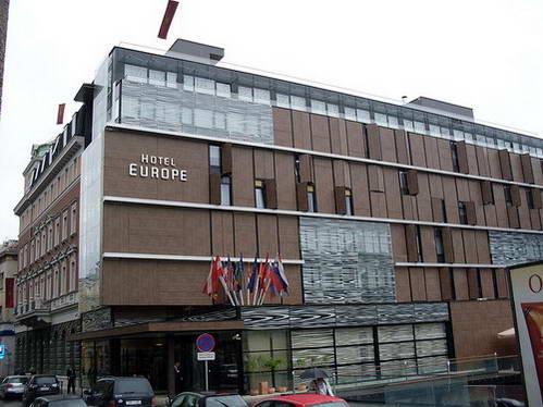 מלון אירופה בסרייבו, בוסניה והרצגובינה