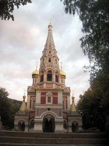 כנסיית שיפקה