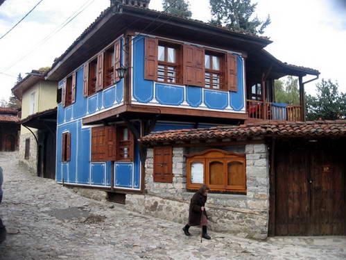 קופריבשטיצה, בולגריה