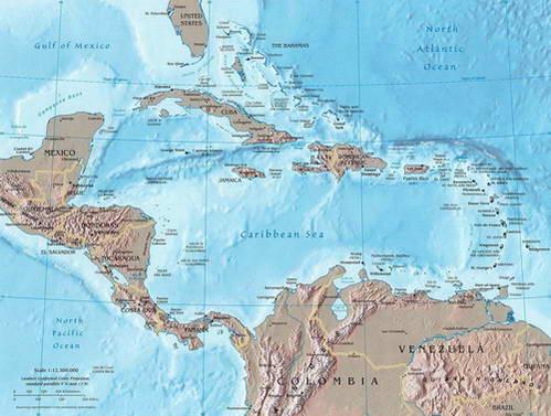 מרכז אמריקה והאיים הקריביים, GOTRAVEL