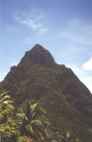 סנט לוסיה, האיים הקאריביים