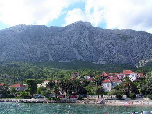אורביץ', צפונה מדוברובניק, קרואטיה