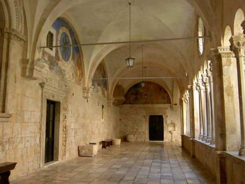 המנזר הפרנסיסקני, דוברובניק, קרואטיה